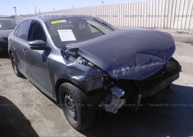 Inventory #107344568 2011 Volkswagen JETTA