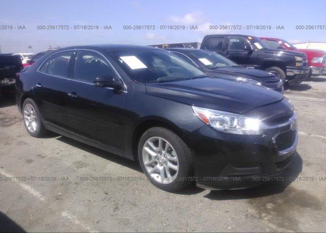 Inventory #630981145 2015 Chevrolet MALIBU