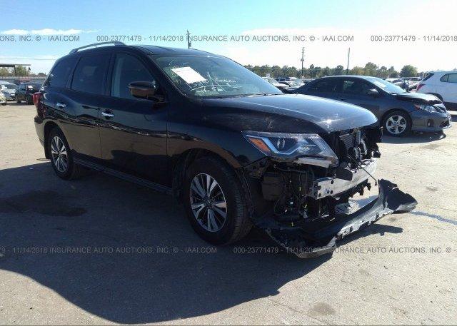 Inventory #154876592 2017 Nissan PATHFINDER