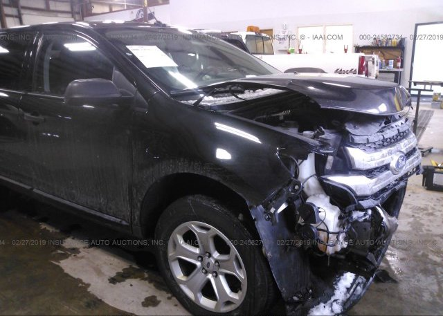Inventory #288128278 2012 FORD EDGE