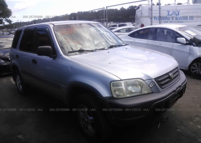 Inventory #998713371 2001 Honda CR-V
