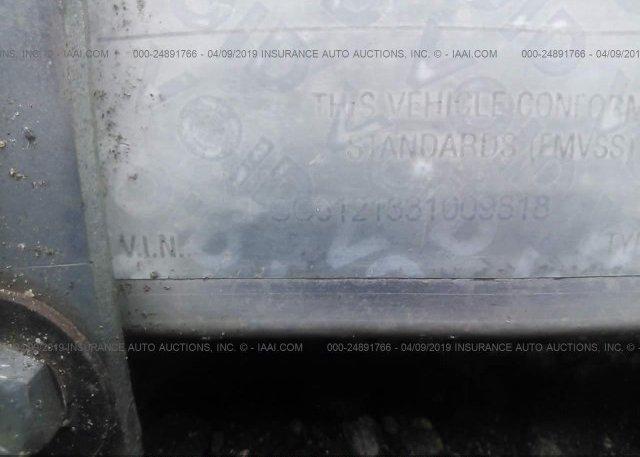 2003 THULE TRAILER - 5FGC6121331009818