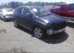 2010 Lexus RX
