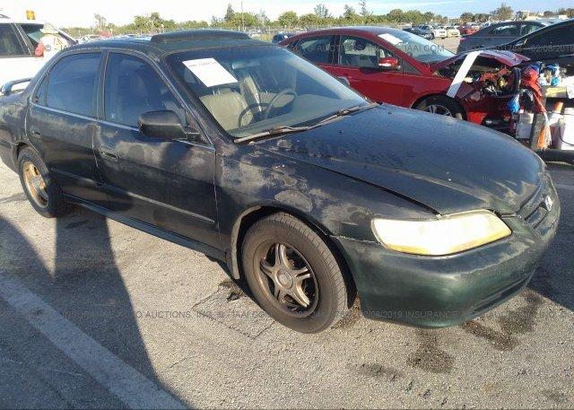 Inventory #840465545 2001 Honda ACCORD
