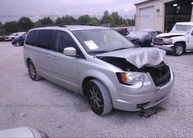 Inventory #738837569 2010 Chrysler TOWN & COUNTRY