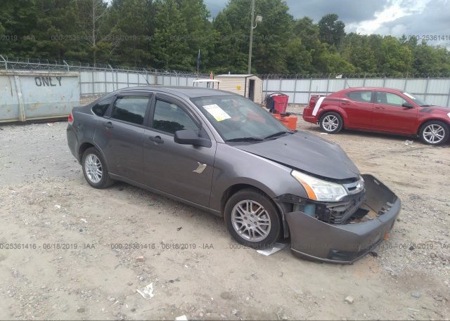 Inventory #537361017 2011 FORD FOCUS
