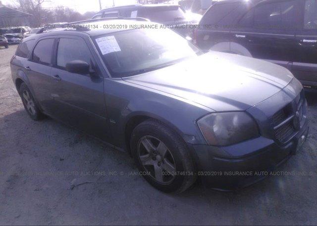 Inventory #880300688 2005 Dodge MAGNUM