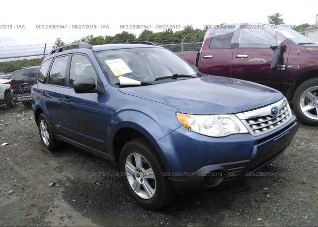Inventory #877857808 2011 Subaru FORESTER