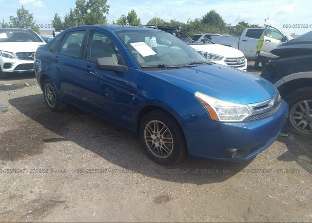Inventory #212236616 2010 FORD FOCUS