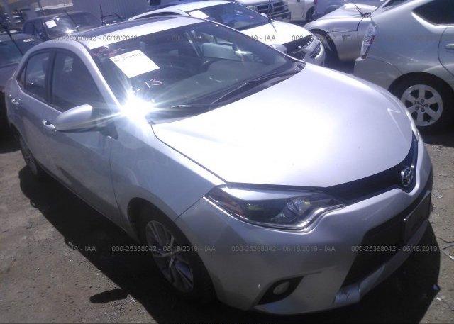 Inventory #464180260 2014 Toyota COROLLA