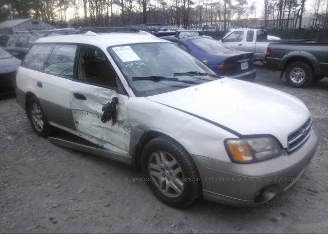 Inventory #396855508 2002 Subaru LEGACY