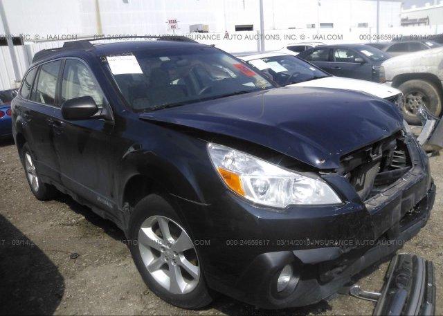 Inventory #191205786 2014 Subaru OUTBACK