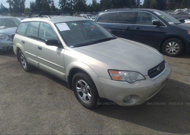 Inventory #855593286 2007 Subaru LEGACY