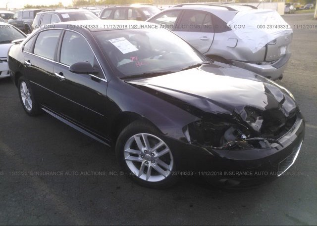 Inventory #295663576 2016 Chevrolet IMPALA LIMITED
