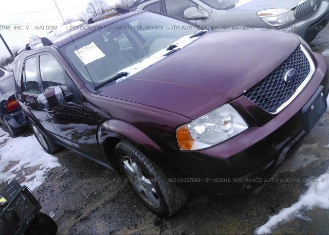 Inventory #546620874 2007 FORD FREESTYLE