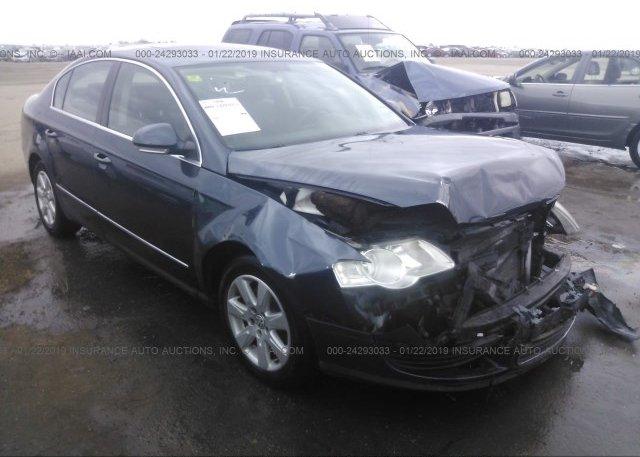 Inventory #540337022 2006 Volkswagen PASSAT