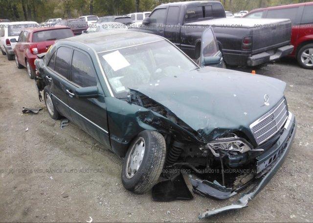 Inventory #238557323 1996 Mercedes-benz C