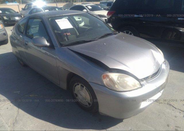 Inventory #336578678 2000 Honda INSIGHT