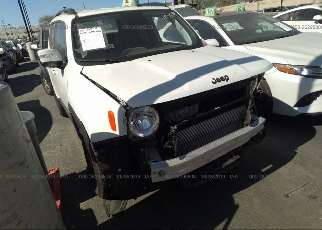 Inventory #381880841 2018 JEEP RENEGADE