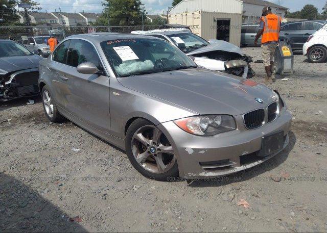 Inventory #954335106 2009 BMW 128