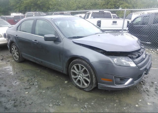 Inventory #478151826 2012 FORD FUSION
