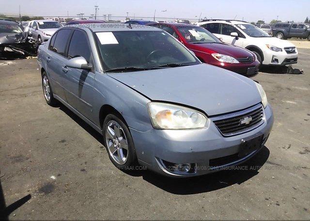 Inventory #736201787 2007 Chevrolet MALIBU