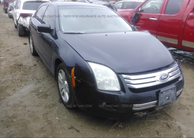 Inventory #256078782 2008 FORD FUSION