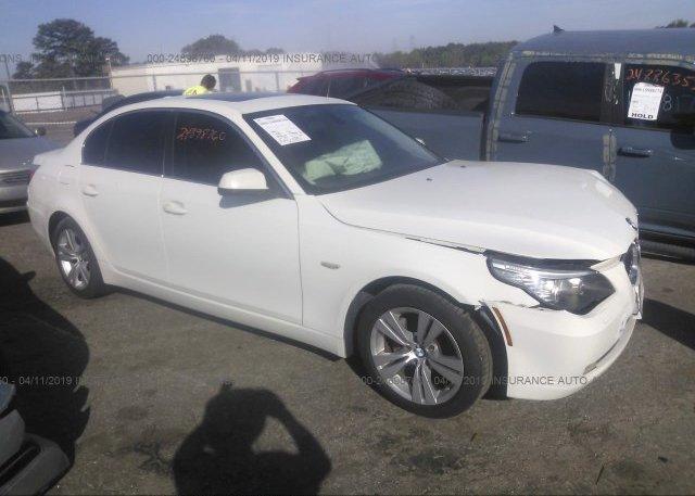 Inventory #889035896 2010 BMW 528
