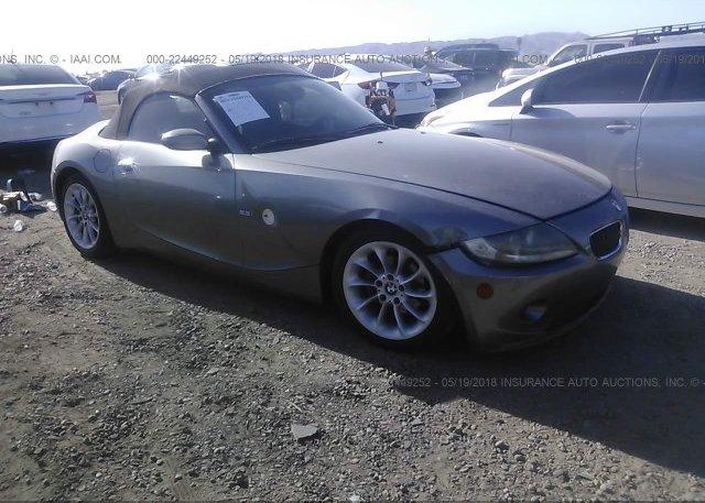 Inventory #328771538 2005 BMW Z4