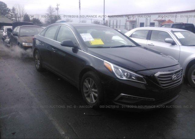 Inventory #143273510 2015 Hyundai SONATA