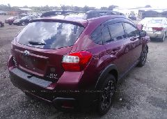 2014 Subaru XV CROSSTREK - JF2GPAKCXE8287574 rear view