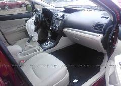2014 Subaru XV CROSSTREK - JF2GPAKCXE8287574 close up View