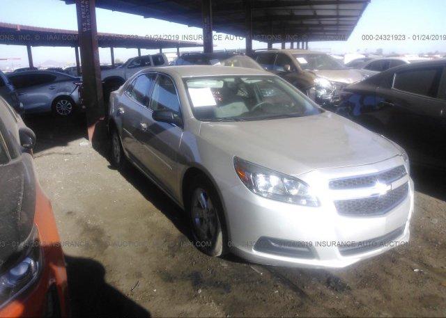 Inventory #788795064 2013 Chevrolet MALIBU