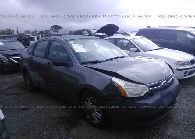 Inventory #845357613 2011 FORD FOCUS