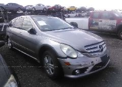 2008 Mercedes-benz R