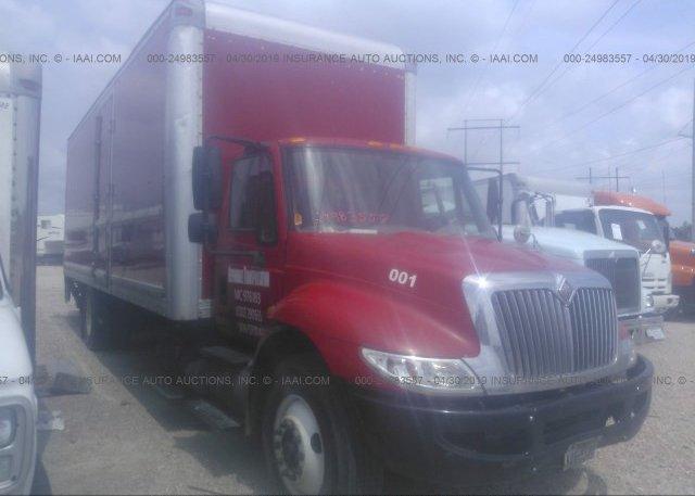 Inventory #846321496 2008 INTERNATIONAL 4000