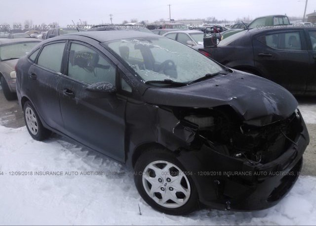 Inventory #757624062 2013 FORD FIESTA