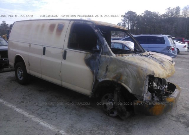 Inventory #167766401 2009 Chevrolet Express G2500