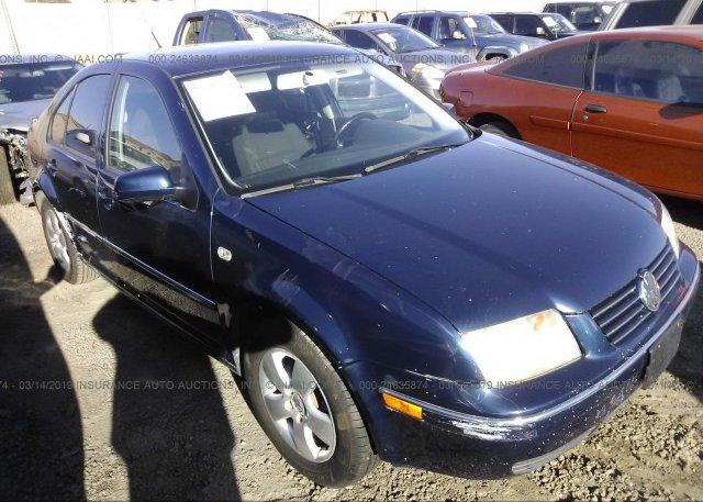 Inventory #487436831 2004 Volkswagen JETTA