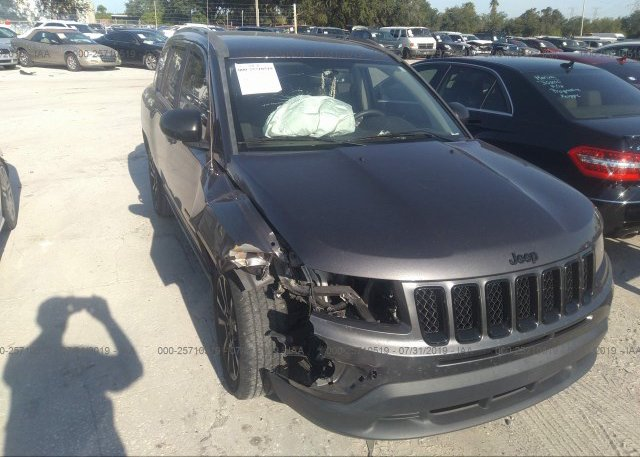 Inventory #731830372 2015 JEEP COMPASS
