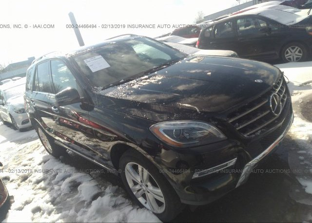 Inventory #594726792 2014 Mercedes-benz ML