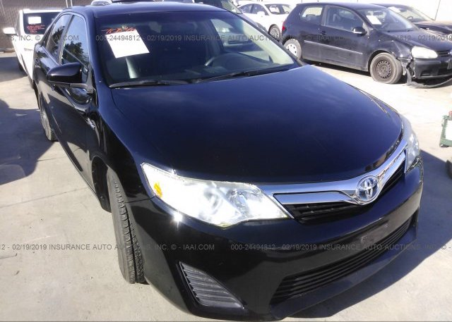Inventory #440927313 2012 Toyota CAMRY