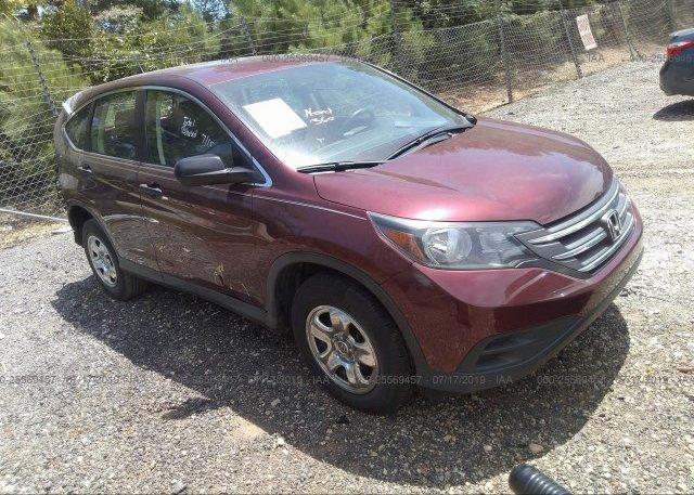 Inventory #590883247 2014 Honda CR-V
