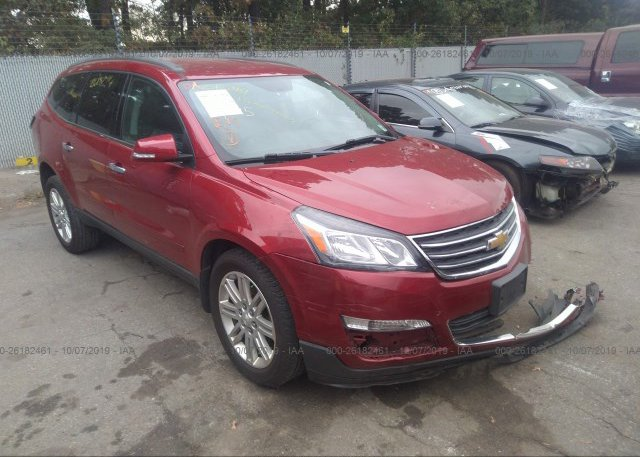 Inventory #817120914 2013 Chevrolet TRAVERSE