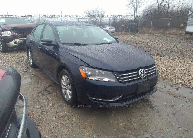 Inventory #348324141 2015 Volkswagen PASSAT