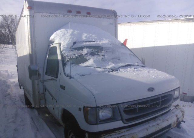 Inventory #215793253 2000 FORD ECONOLINE