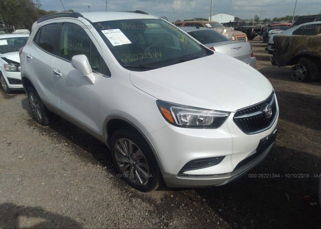 Inventory #979862683 2017 Buick ENCORE