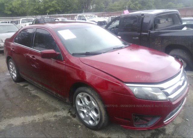 Inventory #388291563 2010 FORD FUSION