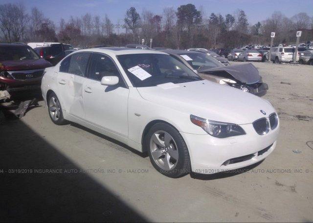 Inventory #337513789 2007 BMW 530