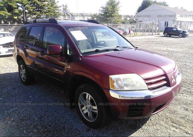 Inventory #303426383 2005 Mitsubishi ENDEAVOR